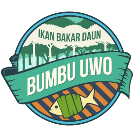 Ikan Bakar Daun Bumbu Uwo