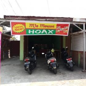 Mie Mercon Hoax