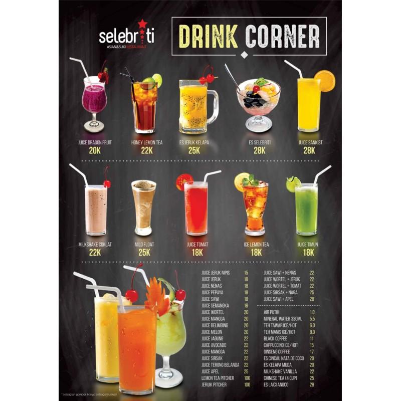 Juice Terong Belanda