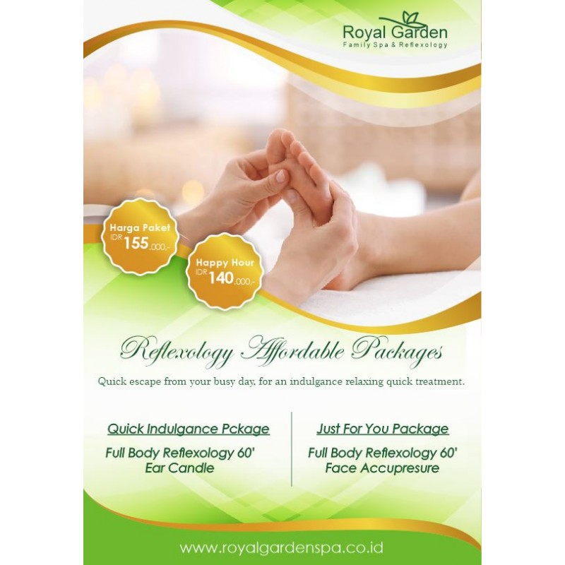 Reflexy Affordable Package