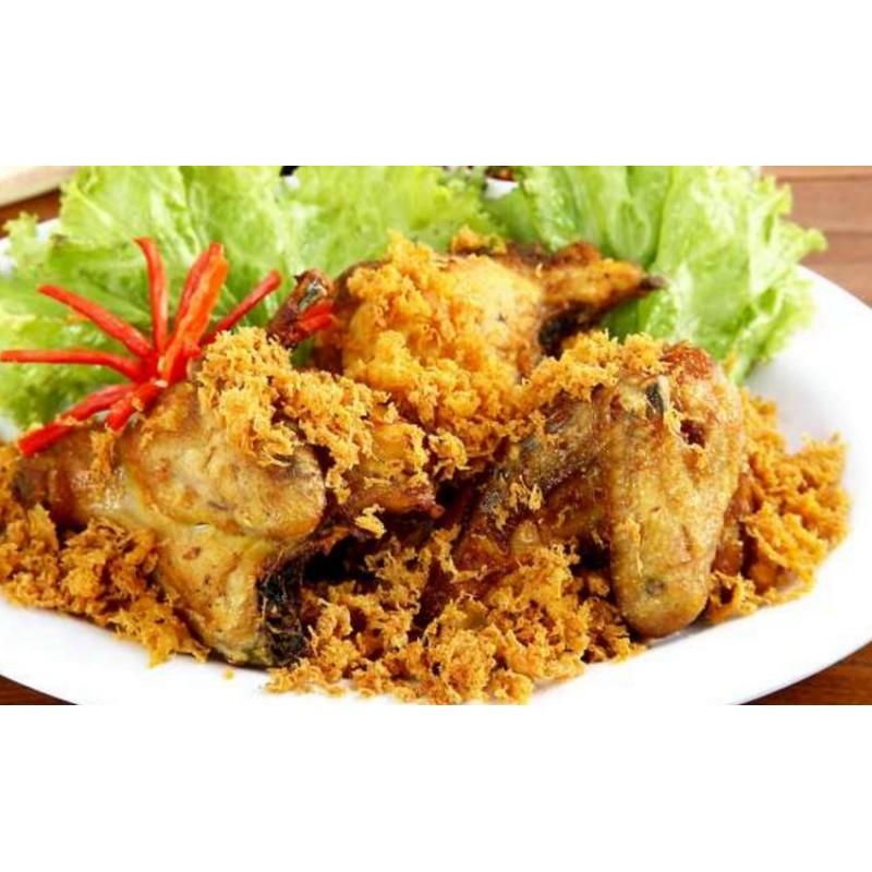 Ayam goreng kremes #41