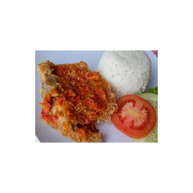 Ayam geprek #41