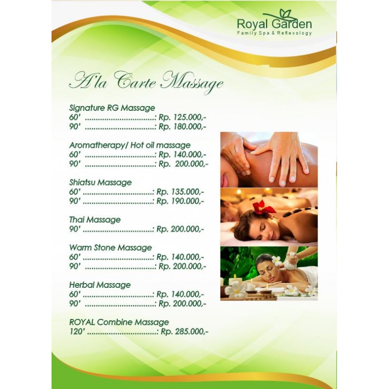 Thai Massage 90