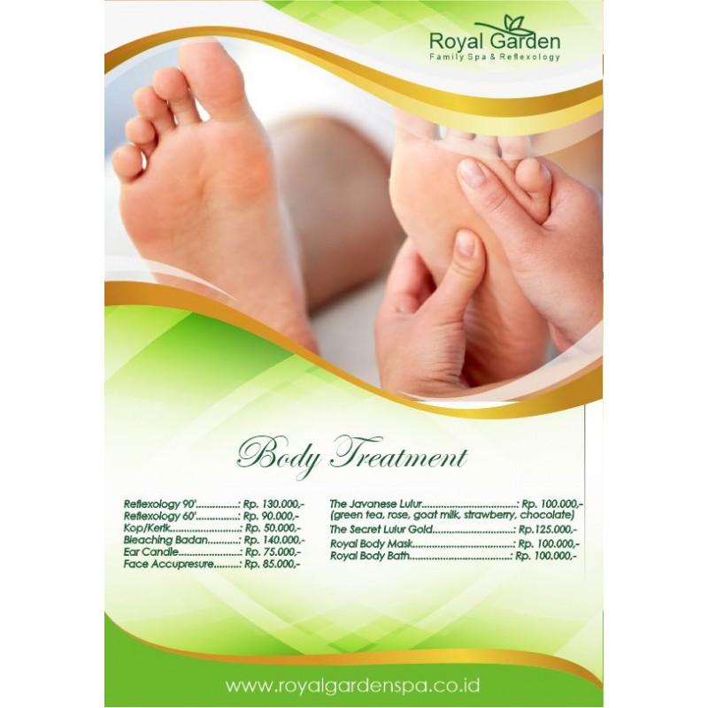 Royal Body Bath