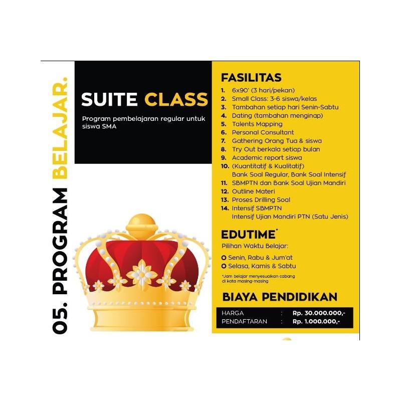 SUITE CLASS