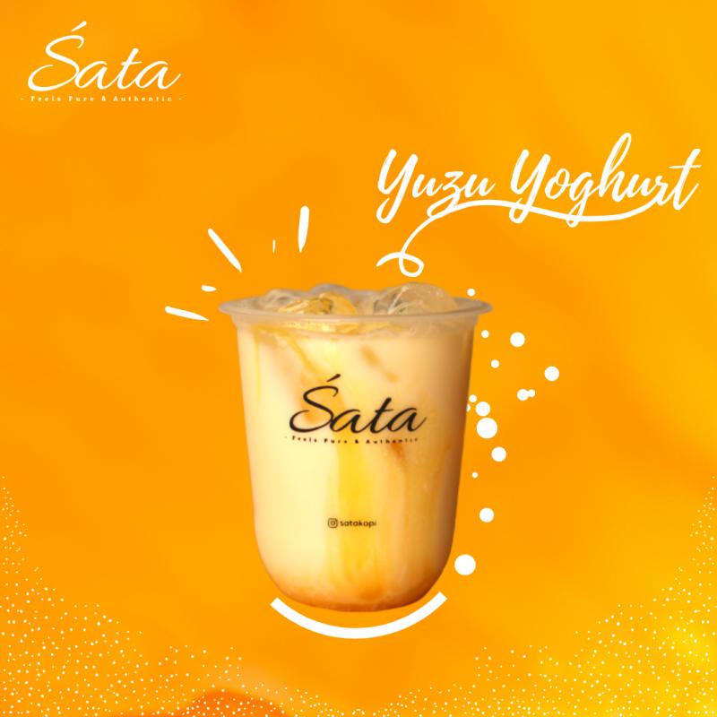 Yuzu Yoghurt