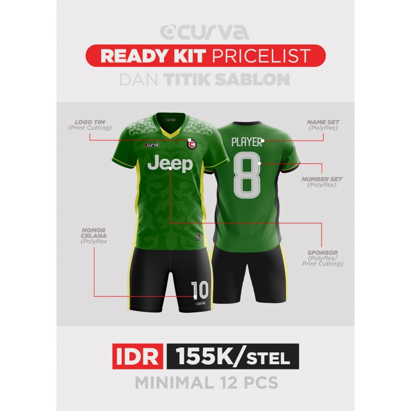 Ready Kit Curva
