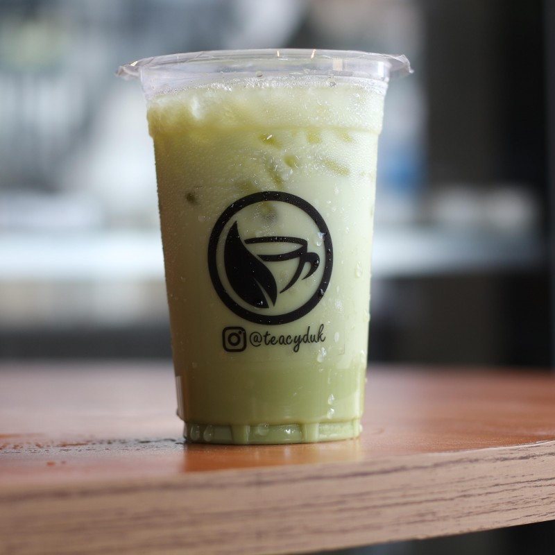 Green Thai Tea