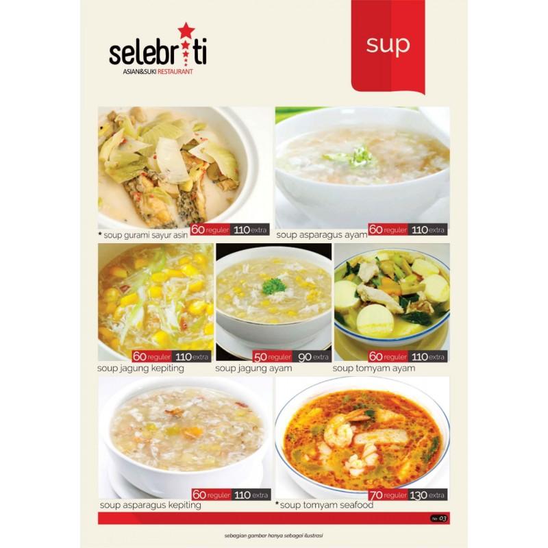 Sup Tomyam Ayam
